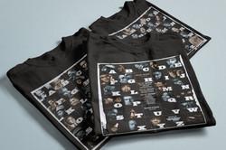Alphabet T-shirts