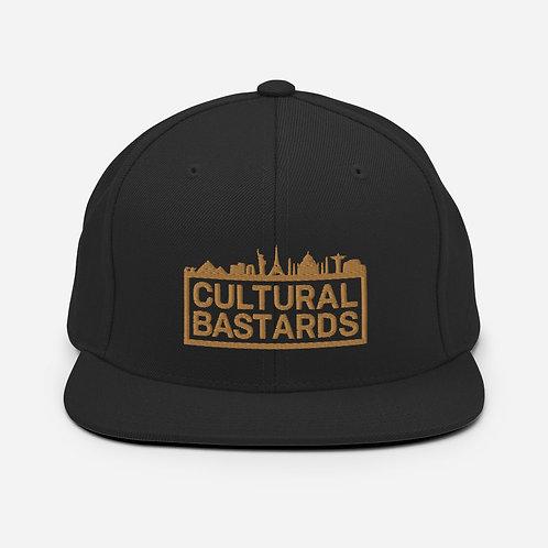 Cultural Bastards Snapback Hat