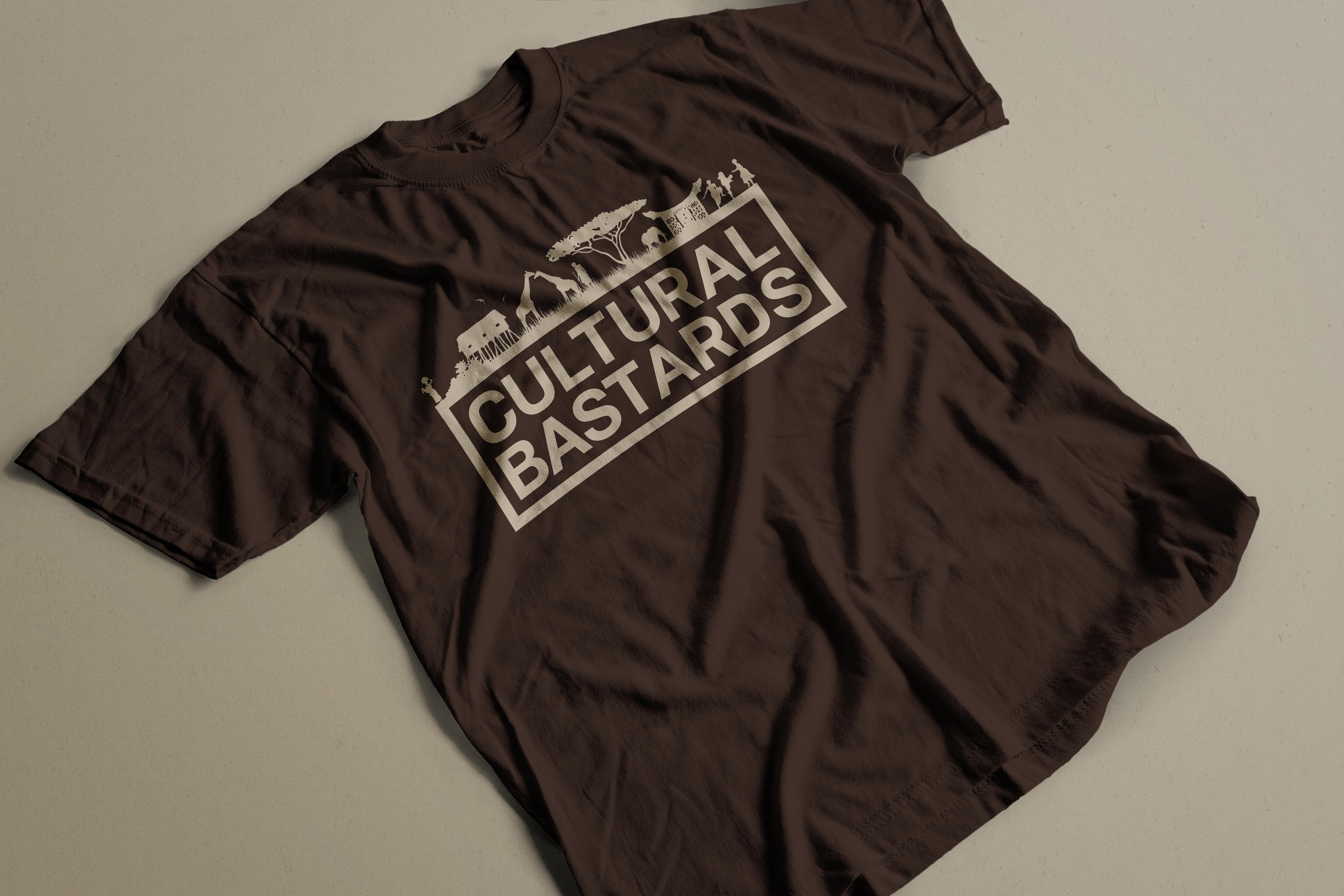 Cultural Bastards Africa T-Shirt