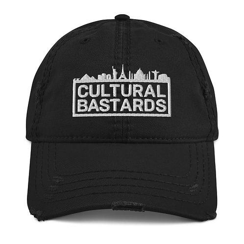 Cultural Bastards Distressed Dad Hat