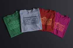 Cultural Bastards Assorted T-Shirts
