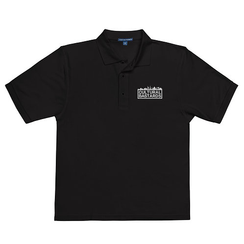 Cultural Bastards Men's Premium Polo