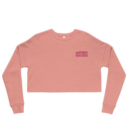 Cultural Bastards Crop Sweatshirt