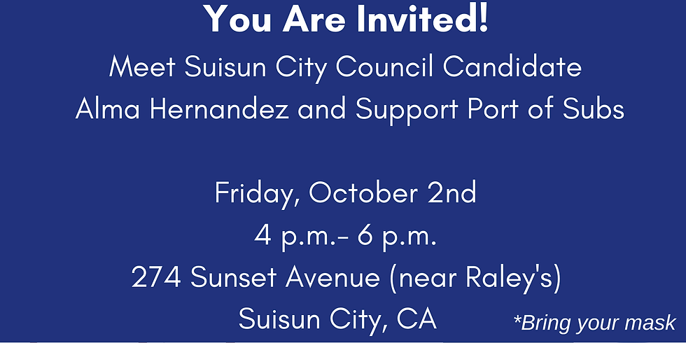 Meet & Greet hosted by Port of Subs