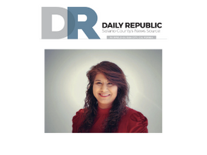 Alma Hernandez Announces Candidacy for Suisun City Council (February 13, 2020)