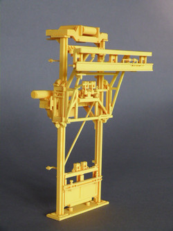 Modell Hubstation