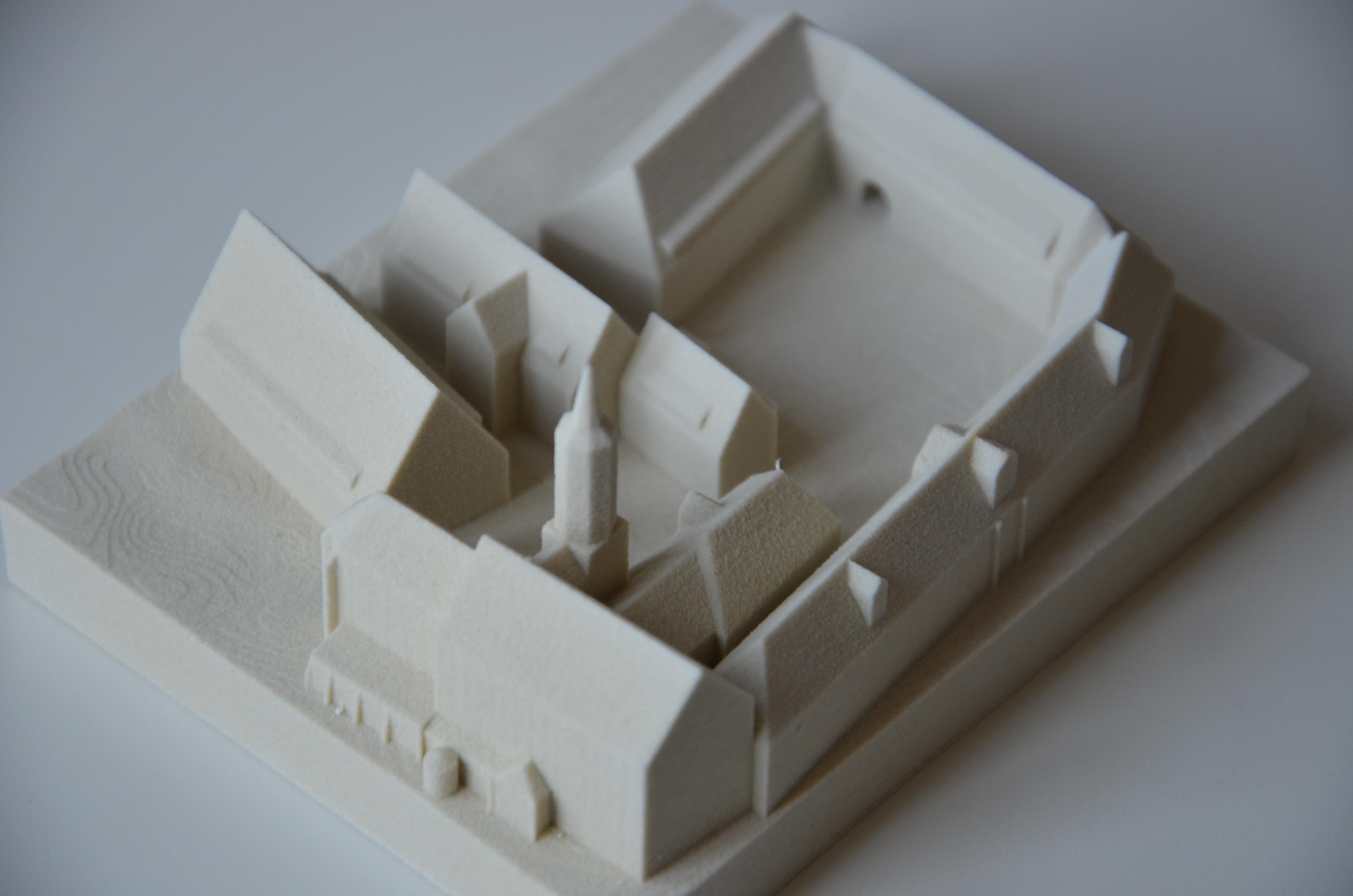 Gebäude-Ensemble