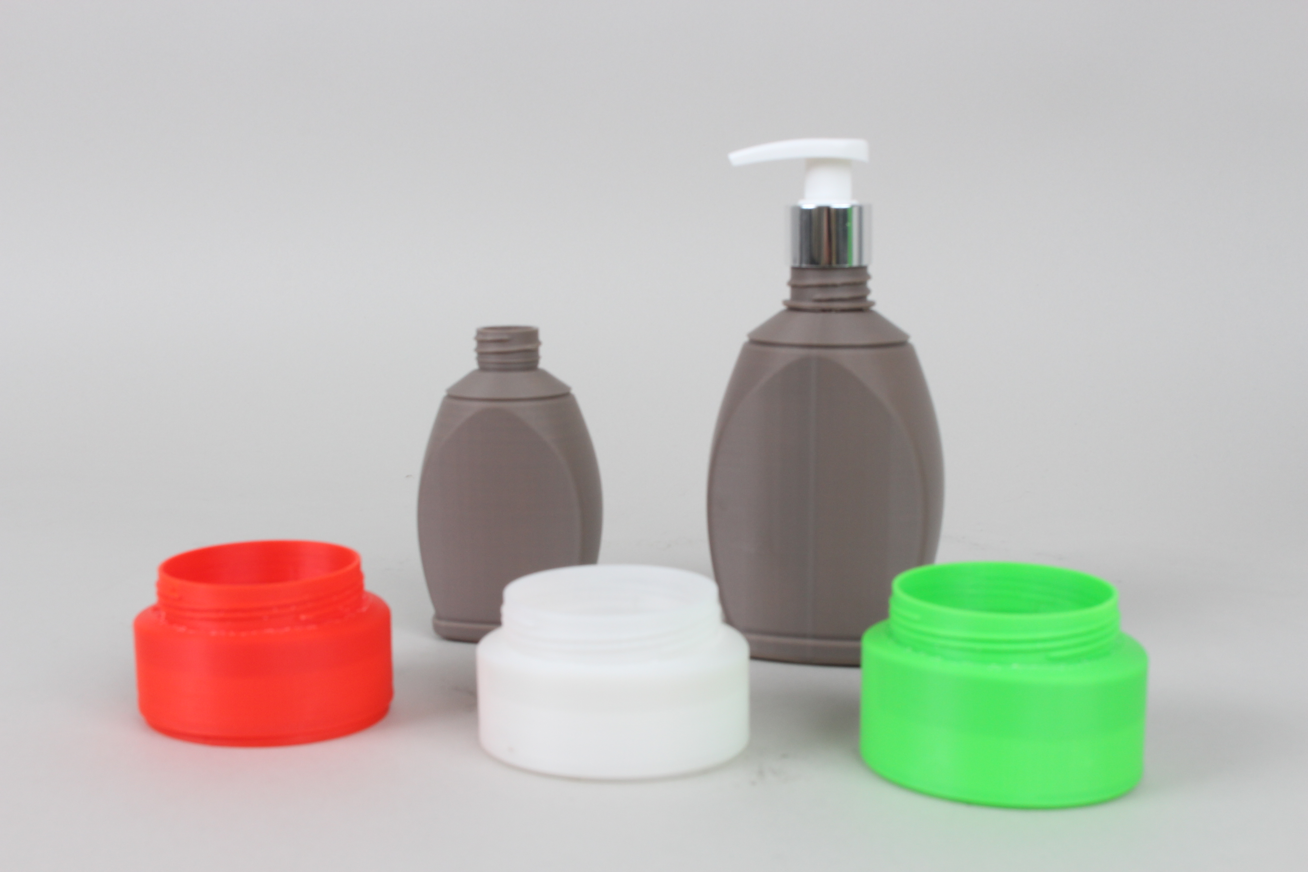 Protoypen Kosmetikverpackungen