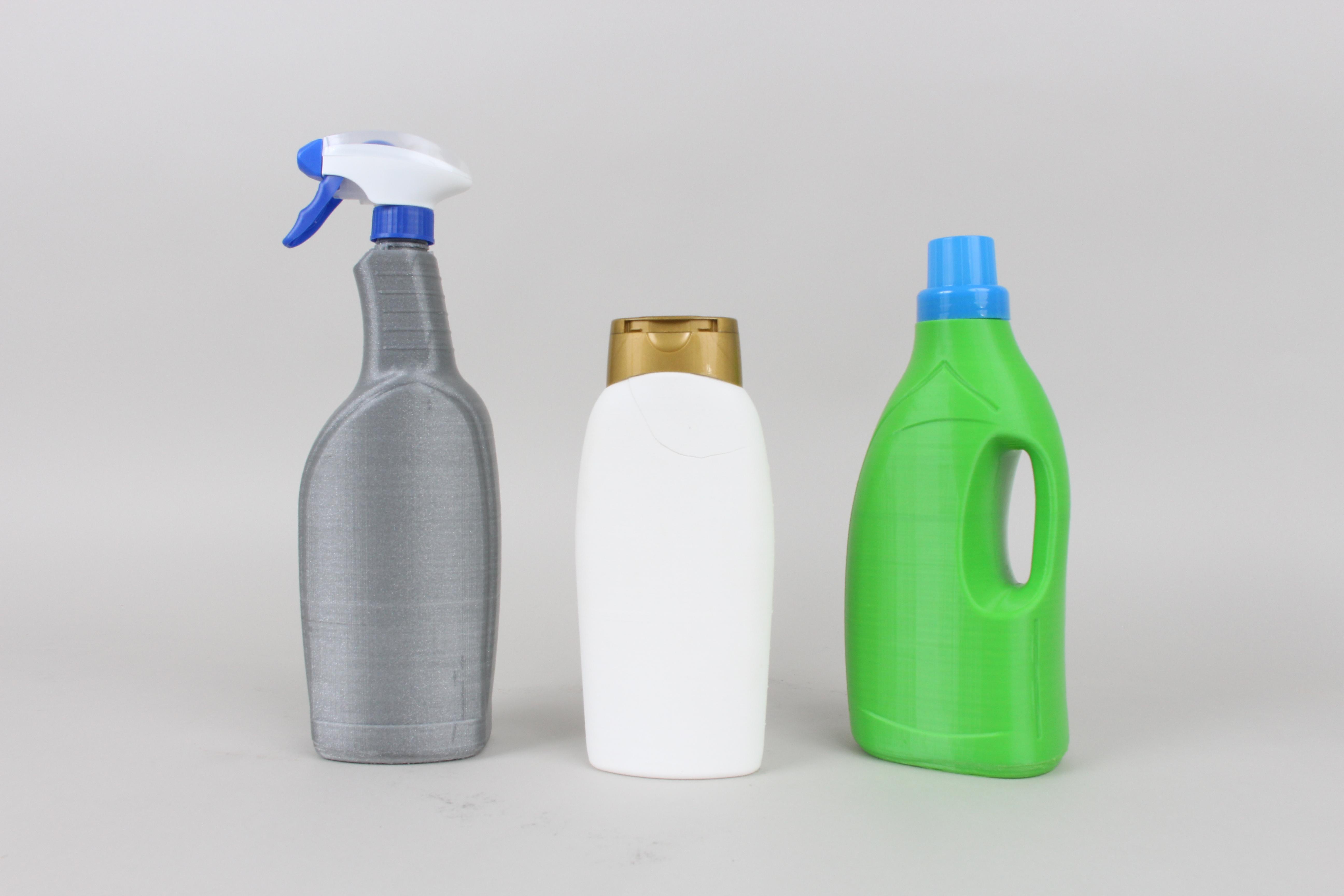Flaschen Prototypen