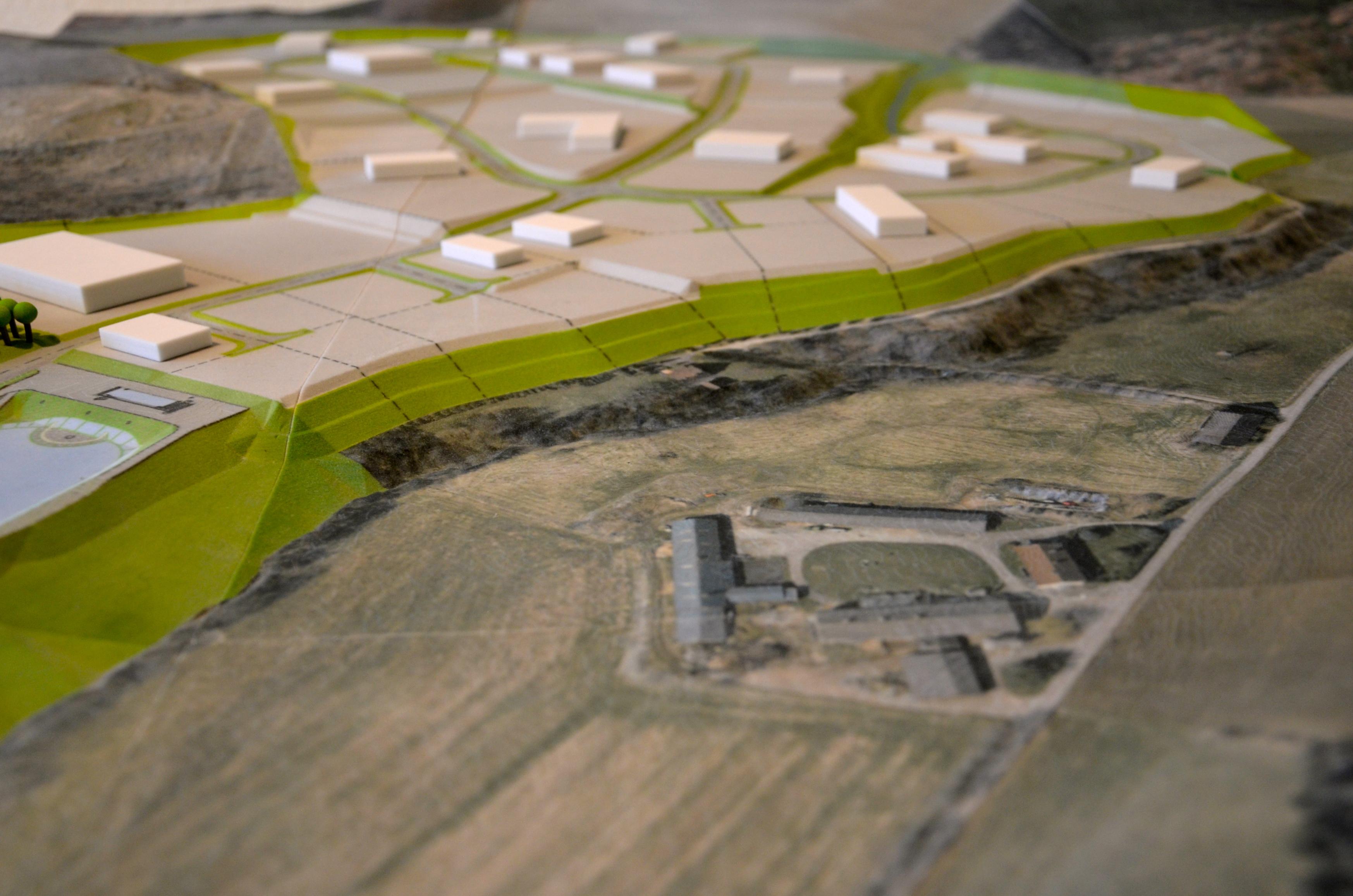 Fabrica_Geländemodelle mit 3D-Druck