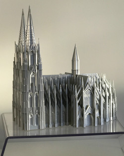 Historische Modelle / Kölner Dom