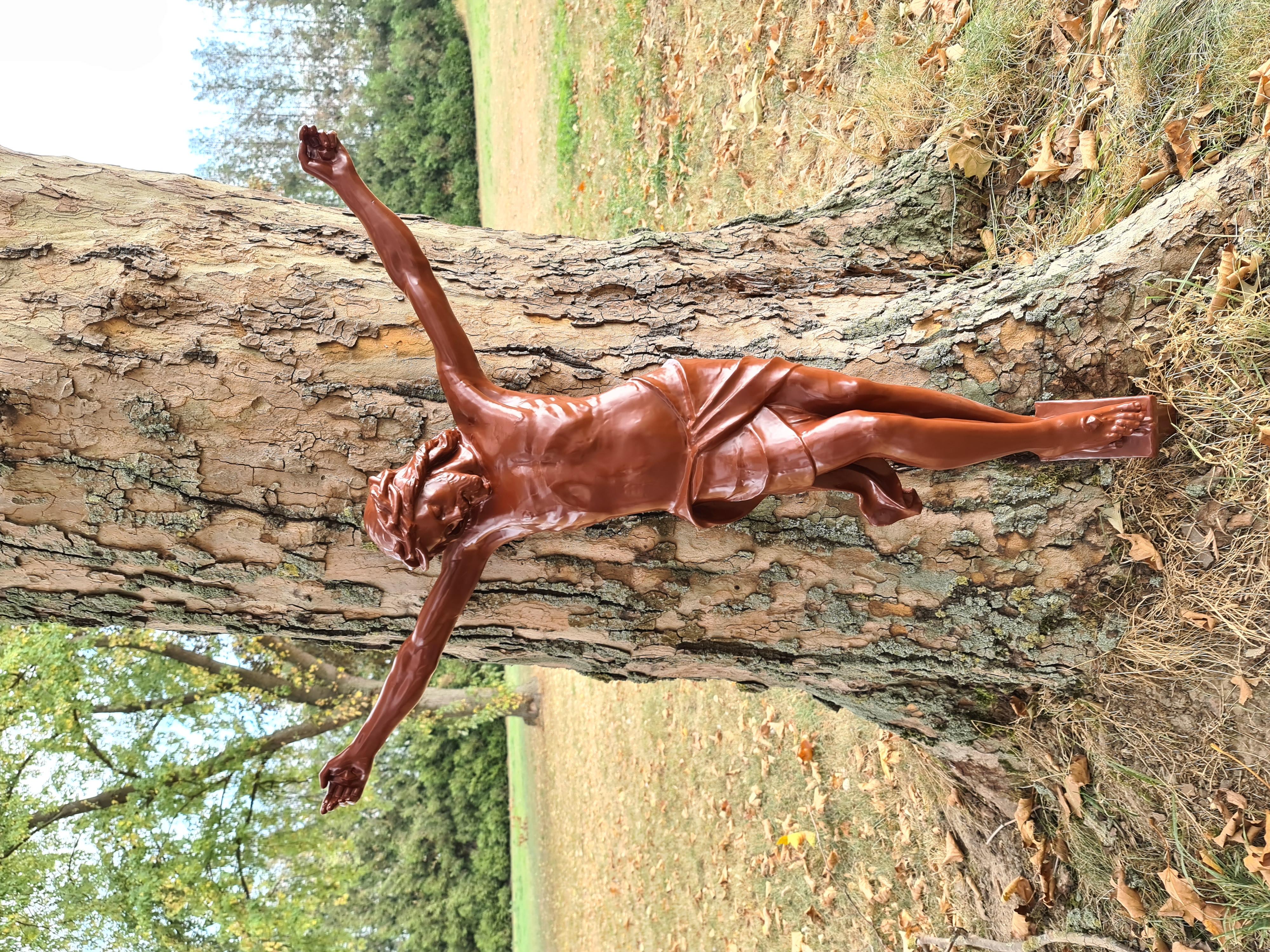 Jesus Figur Höhe 90 cm