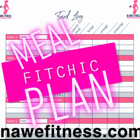 #Fitchic Nutrition 101