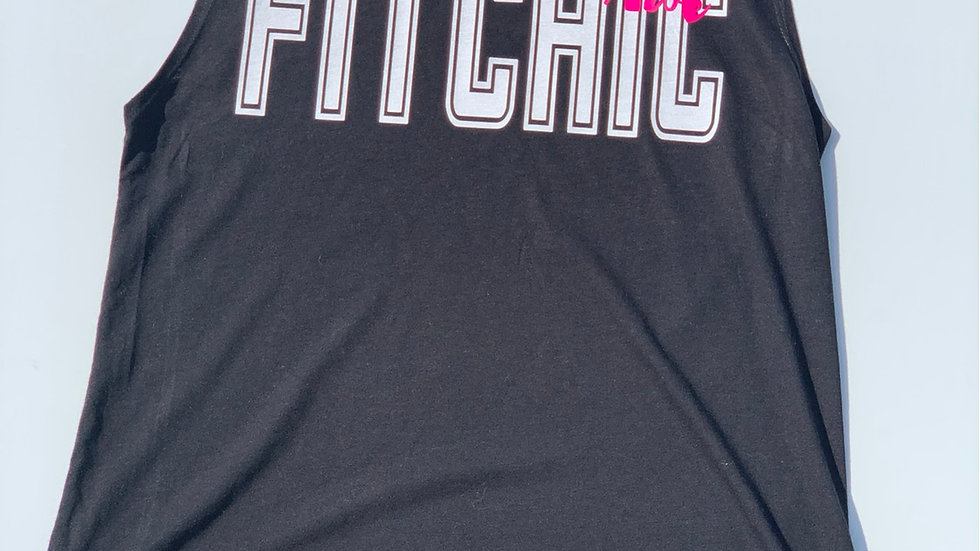 IN AWE FITCHIC SLEEVELESS