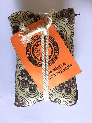Mbeya Cacao Powder 250g (Kitenge Bag)