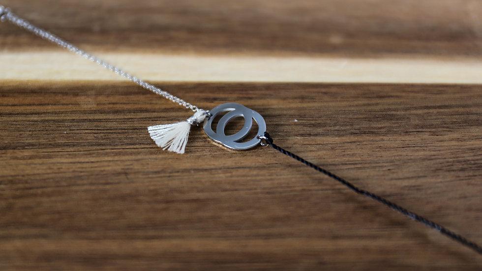 Bracelet charm's anneaux
