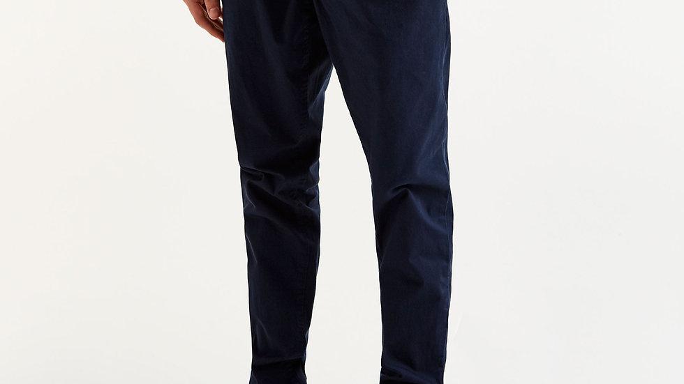 Pantalon style chino comfort avec ceinture
