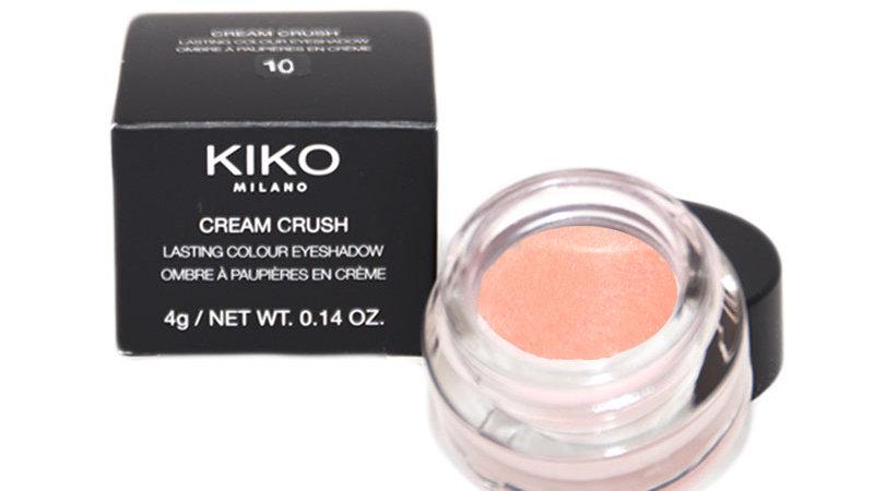 KIKO Ombre à paupières en crème longue tenue