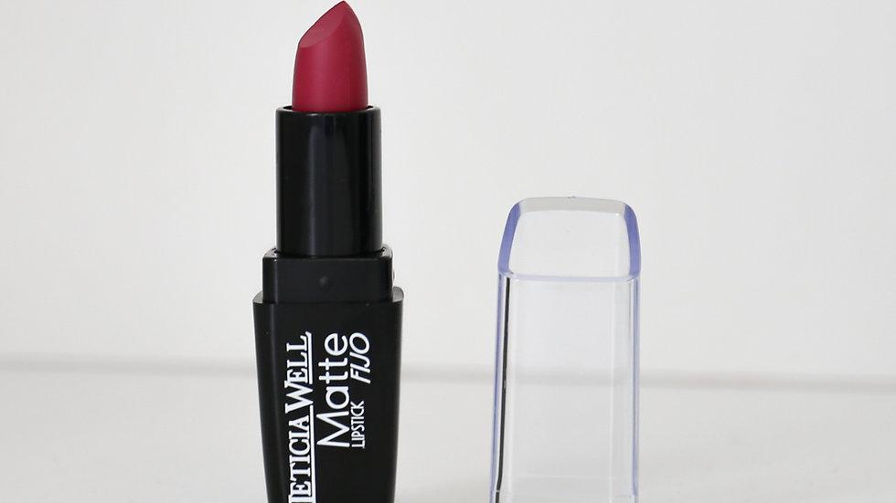 LETICIA WELL Rouge à lèvres mat & fluo