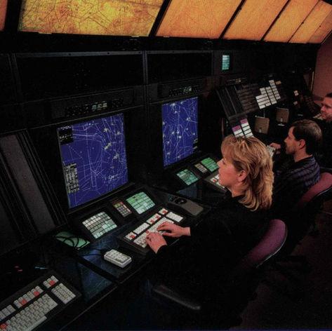 Air Traffic Control Terinals