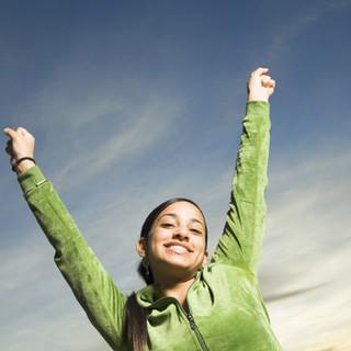 Successful Girl