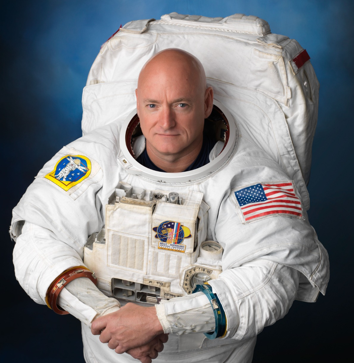 Cpt. Scott Kelly