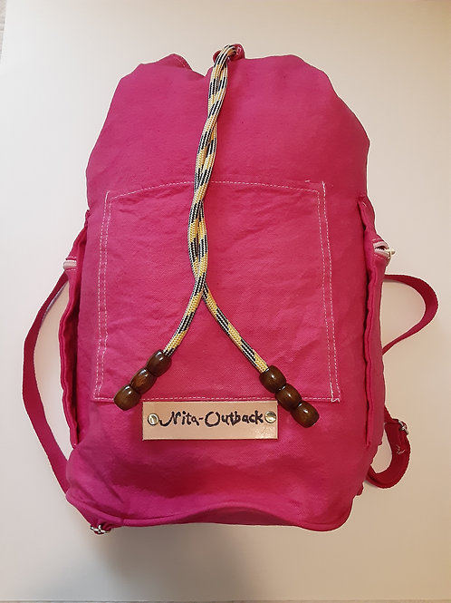 Nita-Outback (Tote Backpack with Survival Gear )