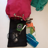 Interior Water Resistant Pouch
