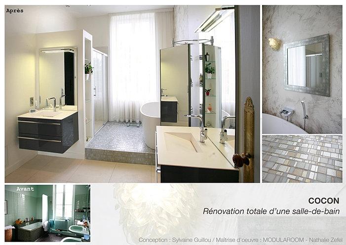 sylvaine guillou architecte d 39 int rieur bordeaux le. Black Bedroom Furniture Sets. Home Design Ideas