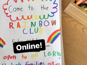 Creating and Sustaining Online Rainbow Clubs