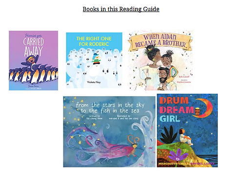 Gender Inclusive Classrooms 2nd-3rd Grade Reading Guide