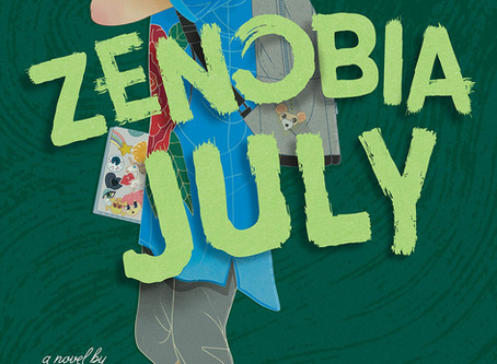 A Deeper Look Into the Book: Zenobia July