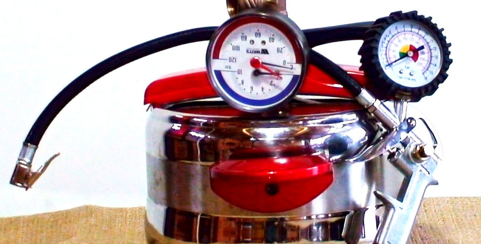 Кастрюля-полимеризатор 9л