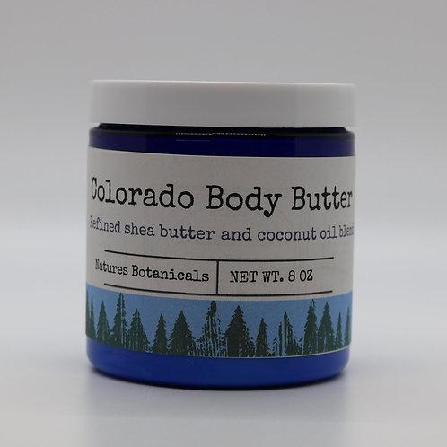 Colorado Body Butter