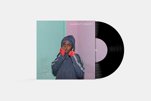 Almighty Mighty EP - Vinyl (12INCH)