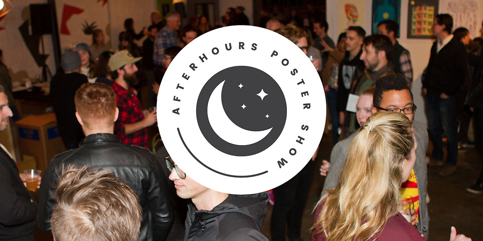 Afterhours Poster Show & EAST Gallery Opening