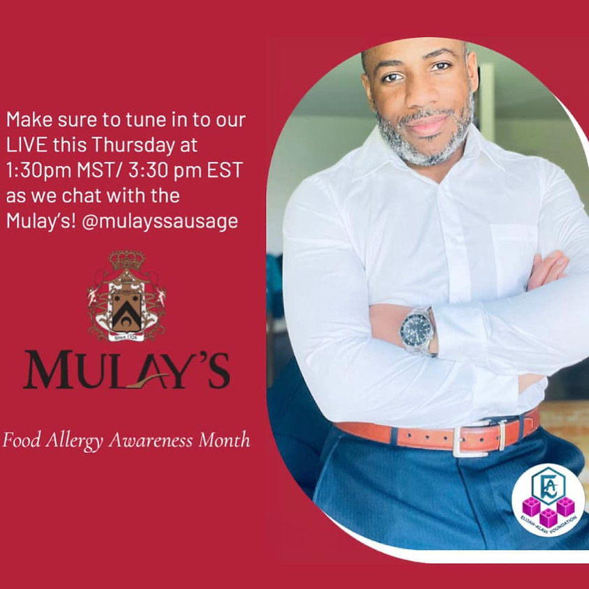 Food Allergy Awareness Week Chat With Mulay's