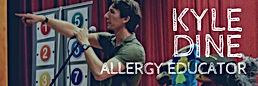 Kyle Dine Food Allergy Educator