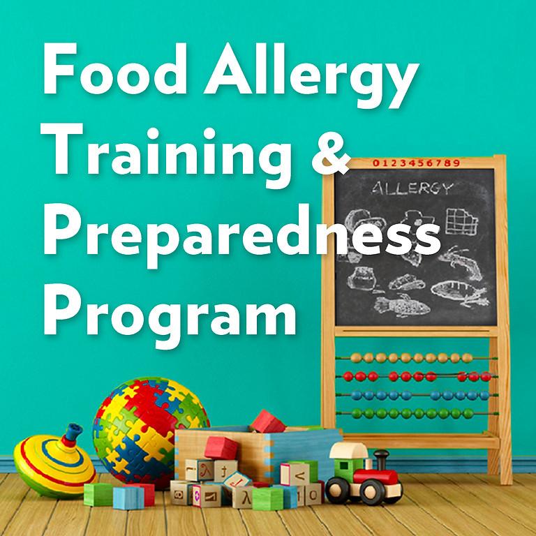 Food Allergy Training in Miami Florida