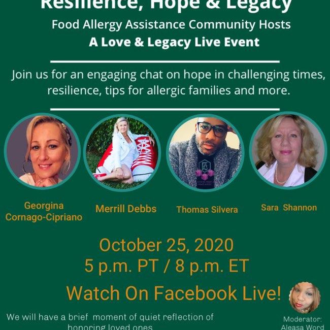 Resilience, Hope & Legacy Advocates Chat