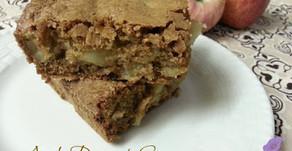 Apple Brownie Squares