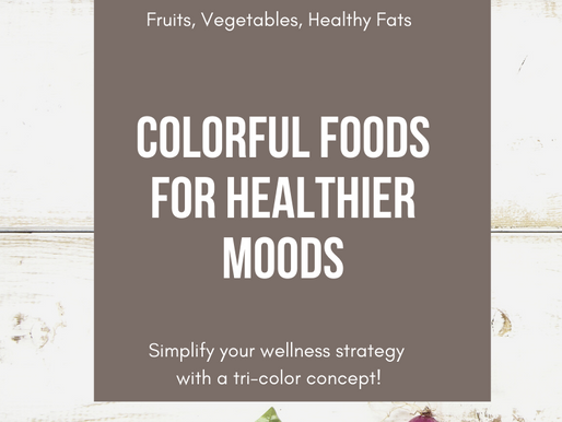 Colorful Foods for Healthier Moods