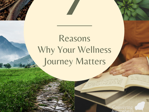 7 Reasons Why Your Wellness Journey Matters