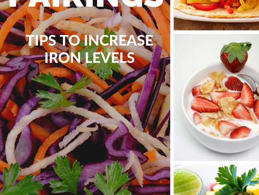 Tips to Increase Iron Levels