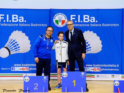 Tommaso Libertini - Campione Italiano SL4