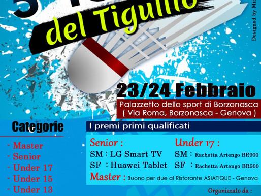 5° Torneo Challenge Tigullio