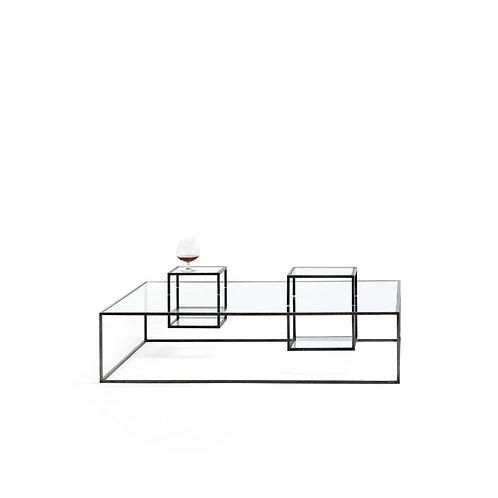 MOGG Tavolino Illusioni H 30 cm