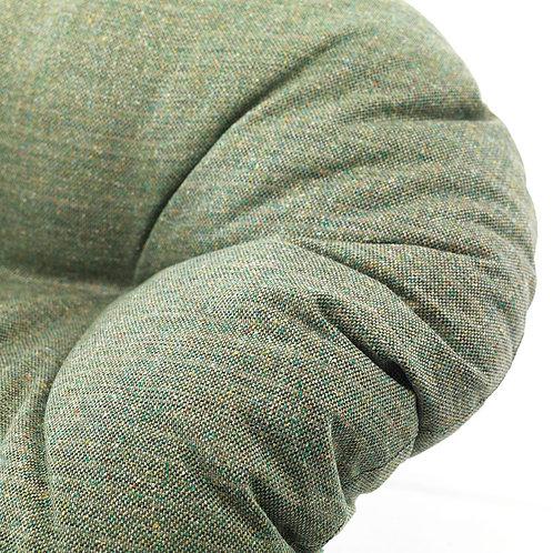 MOGG Poltrona Closer con rivestimento in tessuto M43