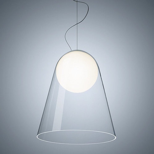 FOSCARINI Lampadario Satellight Led