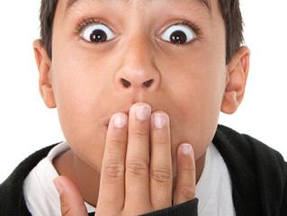 O que fazer quando seu filho fala palavrão